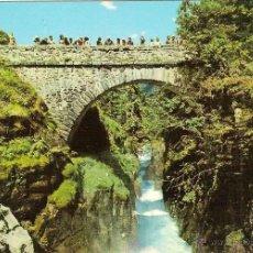 Cartes Postales: CAUTERETS, ALTOS PIRINEOS, EL PUENTE DE ESPAÑA - PHOTO D'ARTPYR - SIN CIRCULAR. Lote 42264545
