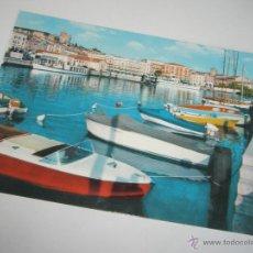 Postales: POSTAL-ITALIA-DESENZANO DEL GARDA-IL PORTO E HOTEL SPLENDID MAYER--CIRCULADA.. Lote 42565192