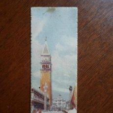 Postales: RARA POSTAL PEQUEÑA DE ITALIA. 4.5 C.M. X 14 C.M. . Lote 42589991