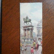 Postales: RARA POSTAL PEQUEÑA DE ITALIA. 4.5. CM X 14 C.M.. Lote 42590021