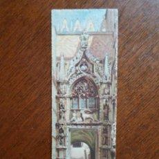 Postales: RARA POSTAL PEQUEÑA DE ITALIA 4.5. CM X 14 C.M.. Lote 42590053