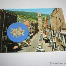 Postales: POSTAL-VIPITENO-ITALIA-NUEVA-CIUDAD NUEVA-FLORES EN EL INTERIOR-ANTIGUA-.. Lote 42675849