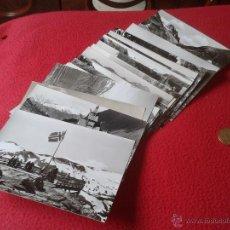 Postales: PRECIOSO GRAN LOTE DE 31 POSTALES EN BLANCO Y NEGRO DE NORUEGA POST CARDS NORGE NORWAY CARD POSTAL. Lote 42679828