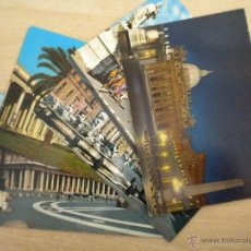 Postales: LOTE DE 5 POSTALES DE ROMA - POSTAL ROMA - SIN CIRCULAR. Lote 42689843