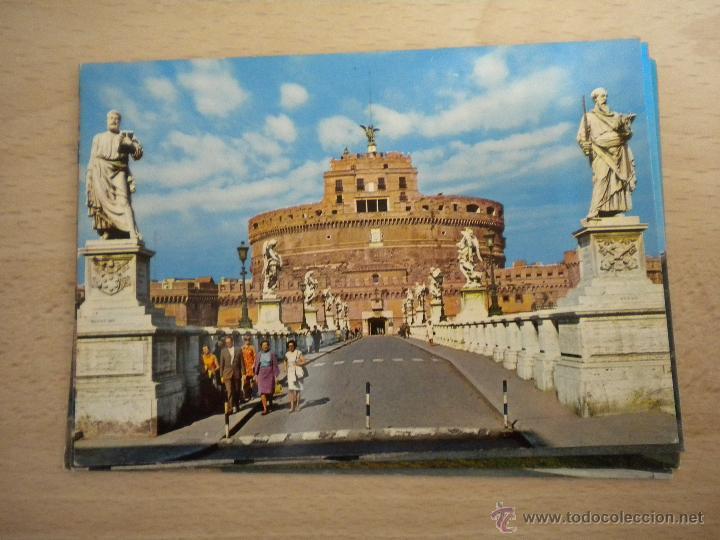 Postales: lote de 5 postales de roma - postal roma - sin circular - Foto 2 - 42689843