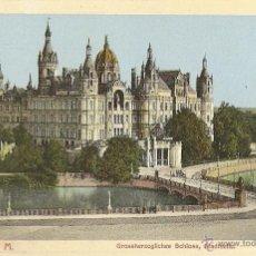 Postales: ALEMANIA - OLDENBURG, GROSSHERZOGLICHES SCHLOSS.. Lote 42829516