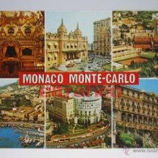 Postales: POSTALES MONACO - MONTECARLO - POSTAL (MI). Lote 42871046