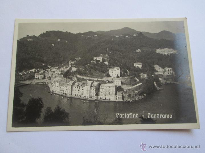 PORTOFINO PANORAMA CIRCA 1910 (Postales - Postales Extranjero - Europa)