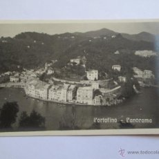 Postales: PORTOFINO PANORAMA CIRCA 1910 . Lote 42924991