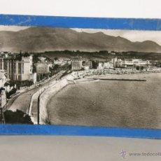 Postales: POSTAL CIRCULADA SELLO MATASELLO ST JEAN DE LUZ 1953 PARÍS. Lote 42951485