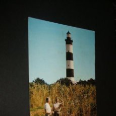 Postales: ILE D´OLERON FRANCIA FARO DE CHASSIRON. Lote 42964387