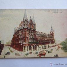 Postales: MIDLAND GRAND HOTEL LONDON N.W. 1914. Lote 42965828