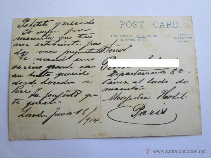Postales: MIDLAND GRAND HOTEL LONDON N.W. 1914 - Foto 2 - 42965828