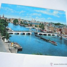 Postales: POSTAL-AMSTERDAM-HOLANDA-ANTIGUA-NUEVA-SIN CIRCULAR-.. Lote 43030683
