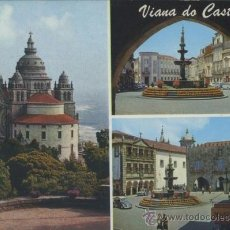 Postales: POSTAL PORTUGAL VIANA DO CASTELO. Lote 43031502
