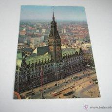 Postales: POSTAL-HAMBURG-NUEVA-SIN CIRCULAR-.. Lote 43036186