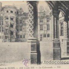 Postales: CHÂTEAU DE BLOIS.- AILE LOUIS XII.. Lote 43176220