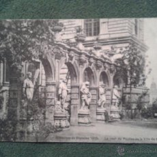 Postales: ANTIGUA GARTE POSTALE, BELGICA, BRUSELAS, EXPOSICION DE BRUSELAS 1910 GASTEL POSTALE. Lote 43271622