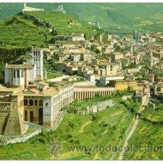 Postales: 7-ITA297. POSTAL ITALIA. ASSISI. PANORAMA. Lote 43314217