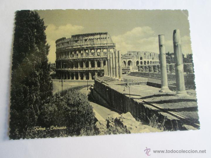 ROMA COLOSSEO (Postales - Postales Extranjero - Europa)