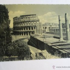 Postales: ROMA COLOSSEO. Lote 43392527