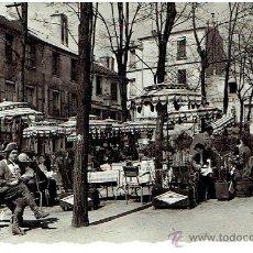 Postales: POSTAL, PARIS, LA PLACE DU TERTRE, CIRCULADA EN 1917. Lote 43455713
