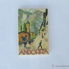 Postales: ANDORRA - 1943. Lote 43493720
