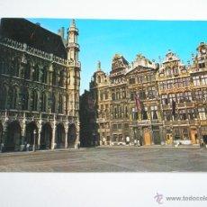 Postales: POSTAL-BRUSELAS-ANTIGUA-NUEVA-SIN CIRCULAR-.. Lote 43536662