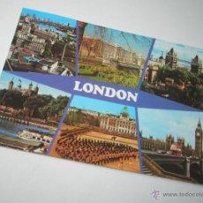 Postales: POSTAL-LONDRES-(LONDON)-GRAN BRETAÑA-CIRCULADA-.. Lote 43536768