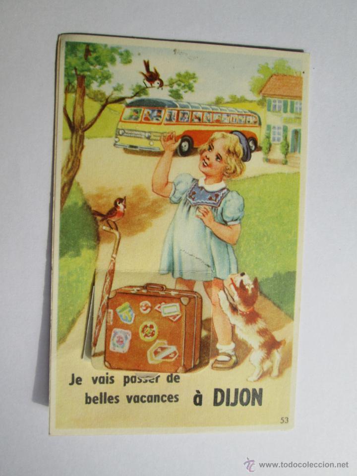 DIJON JE VAIS A PASSER DE BELLES VACANCES PHOTOMECANIQUES (Postales - Postales Extranjero - Europa)