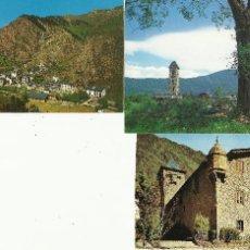 Postales: LOTE DE 5 POSTALES CON IMÁGENES DE ANDORRA.. Lote 43677661