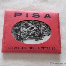 Postales: PISA. Lote 43701892