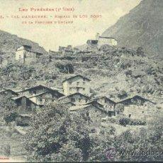 Postales: LES PYRÉNÉES, 1018 VAL D'ANDORRE. Lote 43707023