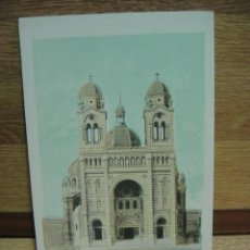 Postales: CATEDRALES DE FRANCIA - MARSELLA - COLECCION SOLUCION PAUTAUBERGE . Lote 43732148