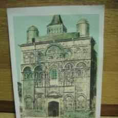Postales: CATEDRALES DE FRANCIA - ANGULEMA - COLECCION SOLUCION PAUTAUBERGE . Lote 43732243