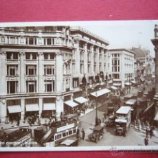 Postales: OXFORD CIRCUS. LONDON.. Lote 43747799