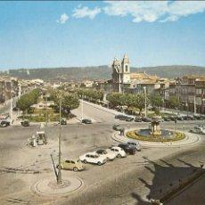 Postais: POSTAL AVENIDA CENTRAL, BRAGA, PORTUGAL, SIN CIRCULAR. Lote 43935766