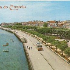 Postais: POSTAL AVENIDA MARGINAL, VIANA DO CASTELO, PORTUGAL, SIN CIRCULAR. Lote 43935851