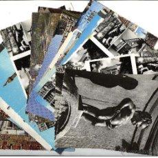 Postales: 87 POSTALES DE BELGICA. AÑOS 1950-1970. LA MAYORIA SIN CIRCULAR.. Lote 43959470