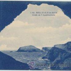 Postales: BELLE-ILE-EN-MER. FRANQUEADO Y FECHADO EN 1932.. Lote 222317248