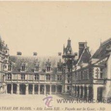Postales: CHÂTEAU DE BLOIS.- AILE LOUIS XII.. Lote 44118025