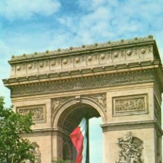 Postales: FRANCIA PARIS ARCO DEL TRIUNFO. Lote 4758373
