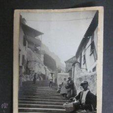 Postales: GIBRALTAR - POSTAL PROTOTIPO - FOTO PEGADA -VER FOTO ADICIONAL- FOTOGRAFICA ROISIN - (23813). Lote 44174916