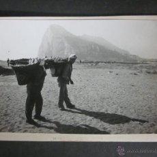 Postales: GIBRALTAR - POSTAL PROTOTIPO - FOTO PEGADA -VER FOTO ADICIONAL- FOTOGRAFICA ROISIN - (23817). Lote 44175127