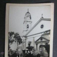 Postales: GIBRALTAR - POSTAL PROTOTIPO - FOTO PEGADA -VER FOTO ADICIONAL- FOTOGRAFICA ROISIN - (23820). Lote 44175237