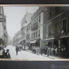 Postales: GIBRALTAR - POSTAL PROTOTIPO - FOTO PEGADA -VER FOTO ADICIONAL- FOTOGRAFICA ROISIN - (23827). Lote 44175336