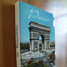 Postales: 20 POSTALES DESPLEGABLES MINI DE PARIS AÑOS 50. Lote 44227663