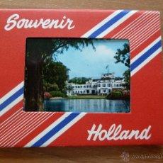 Postales: ESTUCHE 10 POSTALES MINI SOUVENIR HOLLAND HOLANDA. Lote 136712778