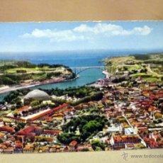 Postales: TARJETA, POSTAL, FOTO POSTAL, LISBOA, PORTUGAL, TROQUELADA, PORTO TURISTICA, SELLADA. Lote 44271350