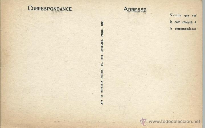 Postales: POSTAL DE PARIS Nº 7 VISTA AVD.CAMPOS ELYSEES Y ARCO DEL TRIUNFO - SIN CIRCULAR AÑOS 30 - Foto 2 - 44663700